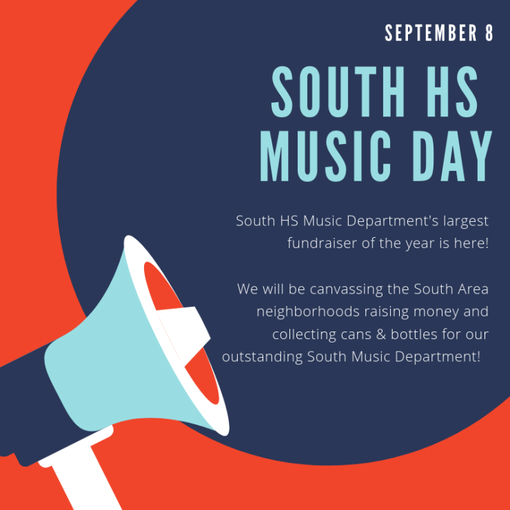 South HS Music Day