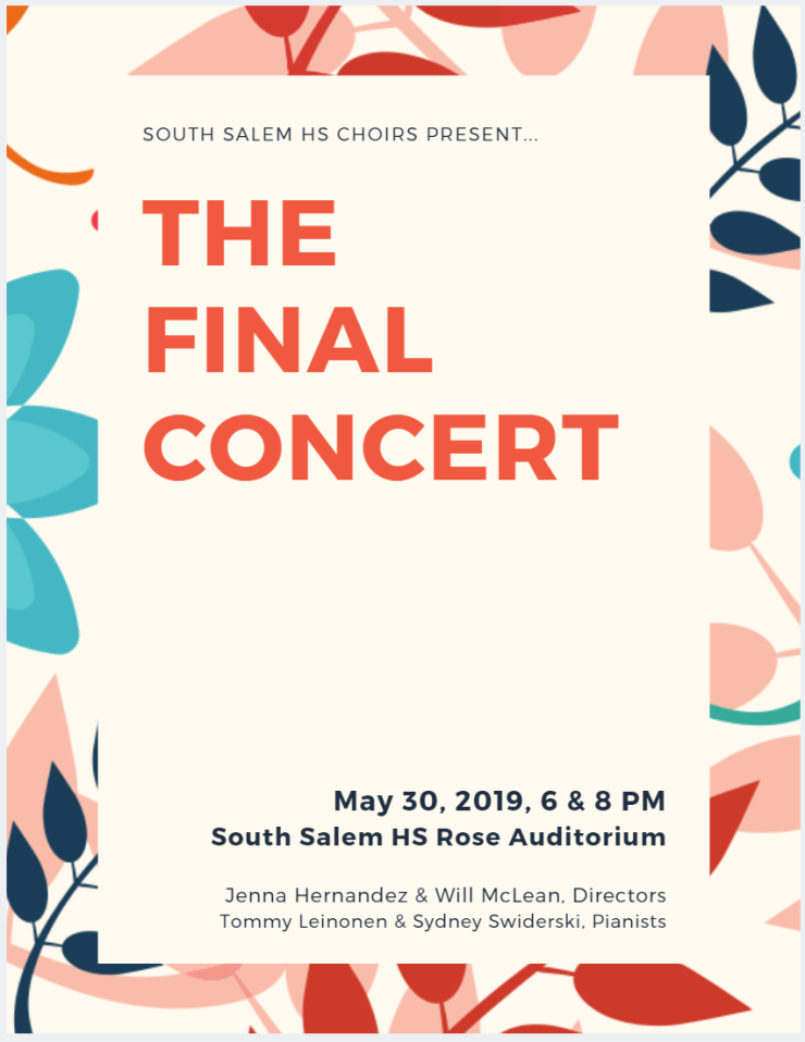 final concert cover